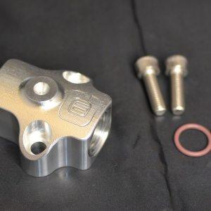 Rotary Engine Oil Manifold