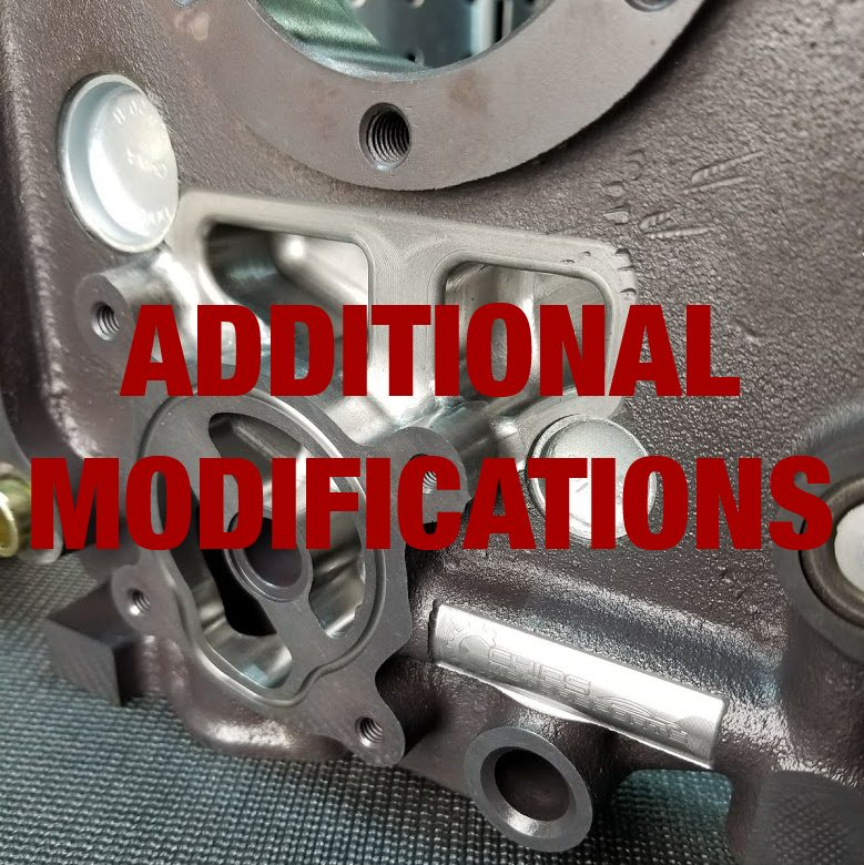 Rotary Engine Modifications - Chips Motorsports