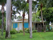 Drove by our waterfront Everglades City 'dream cottage', all boarded up for the summer. It's for sale! A mere $875K. Time to play Powerball!