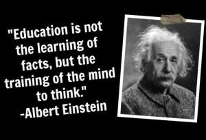 Albert-Einstein-on-learning