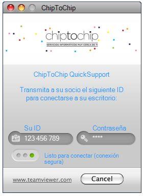 Chiptochip Teamviewer Mac