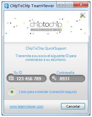 Chiptochip Teamviewer Host Windows