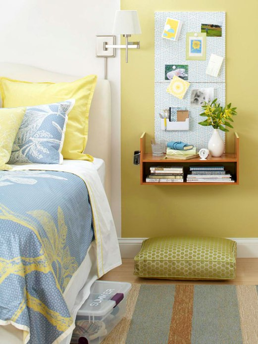 15 Storage Hacks for Small Bedrooms