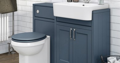 What You Need to Know About the 1000mm Combination Vanity Unit: Toilet & Sink Unit