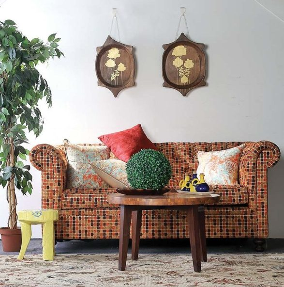 5 Key Elements You Need to Pull off an Eclectic Bohemian Design Style
