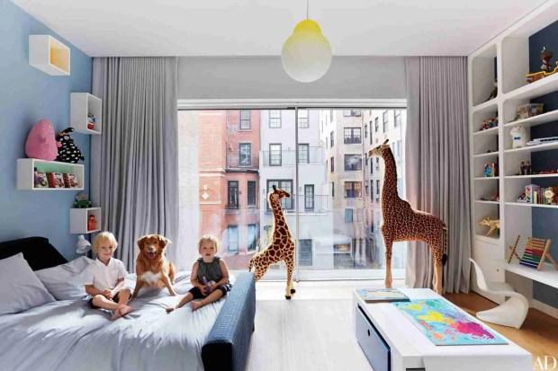 Children Love Their Bedroom Lighting