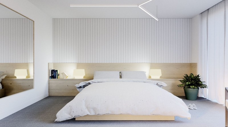 natural minimalist bedroom How to Use a Spare Bedroom