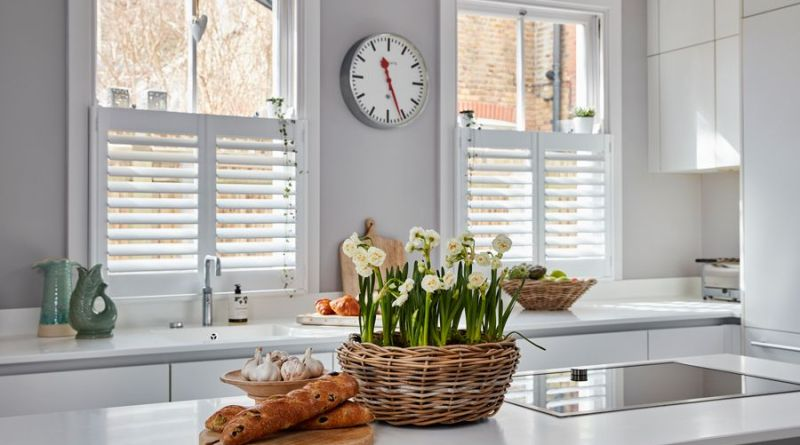 Main Kitchen Shutters by Plantation Shutters Ltd compressor How to Choose the Perfect Window Shutter