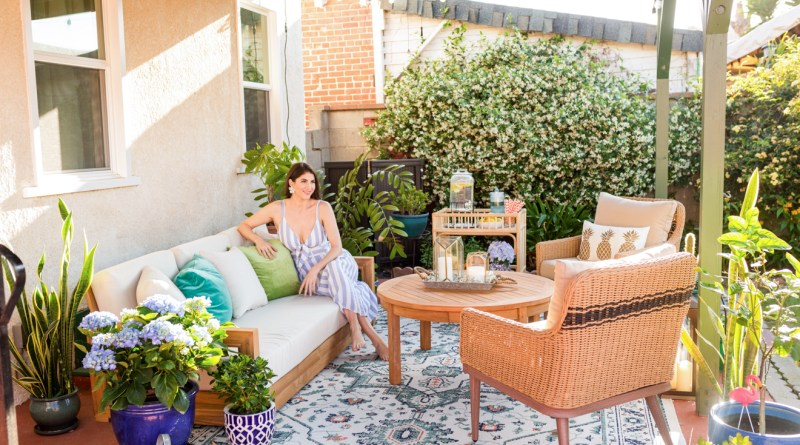 Patio Decor Ideas Bed Bath Beyond 19 How to keep artificial plants from fading in the sun