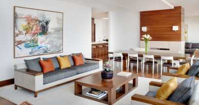 interior designs 1 Living Rooms from Around the World