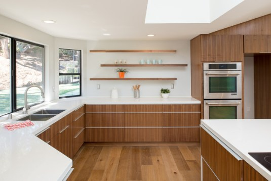 Why Walnut Kitchen Cabinets Are Super Favorite Among Homeowners