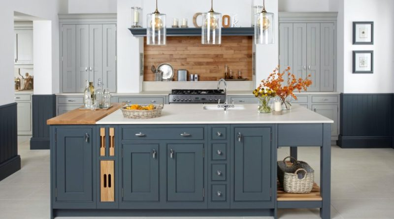 3 Burbidge Langton in Gravel and Seal Grey From 18000 1080x530 1 The Best Wood for Kitchen Cabinets