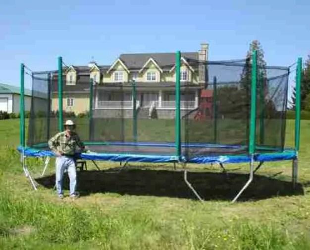 trampoline game