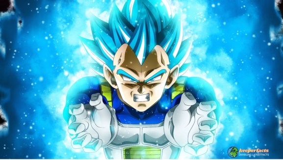 Picture 5 strongest Anime Characters
