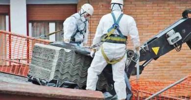 Remove Asbestos Cable Railing