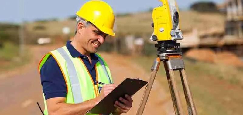 vermessung Land Surveying