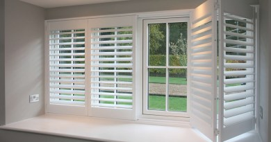 window shutters How to Style your Bedroom