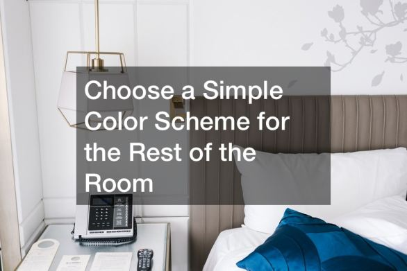Simple Chic Bedroom Ideas for a Couple's First Home