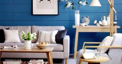 creative wall design in the living room ideas for colorful wallpapers 4 1696044818 Scandinavian Interior Design