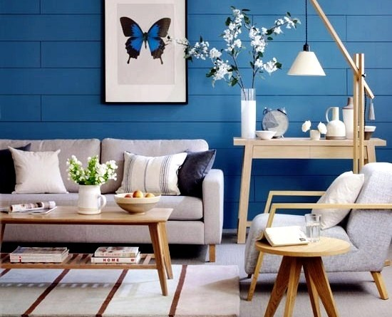 creative wall design in the living room ideas for colorful wallpapers 4 1696044818 Peel And Stick Wallpaper