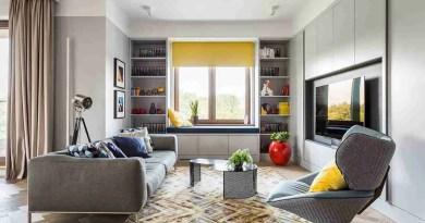 grey lounge chair American Flag Comforter Set
