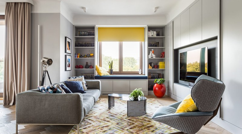 grey lounge chair Create A Stylish Home