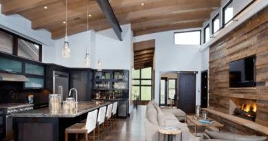 interior High Gloss Kitchen Cabinets
