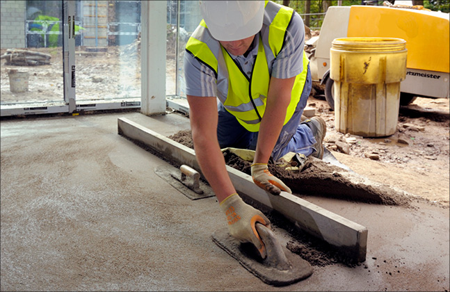 Improving the Reliability of Screed Installations2 Benefits of Concrete Coating