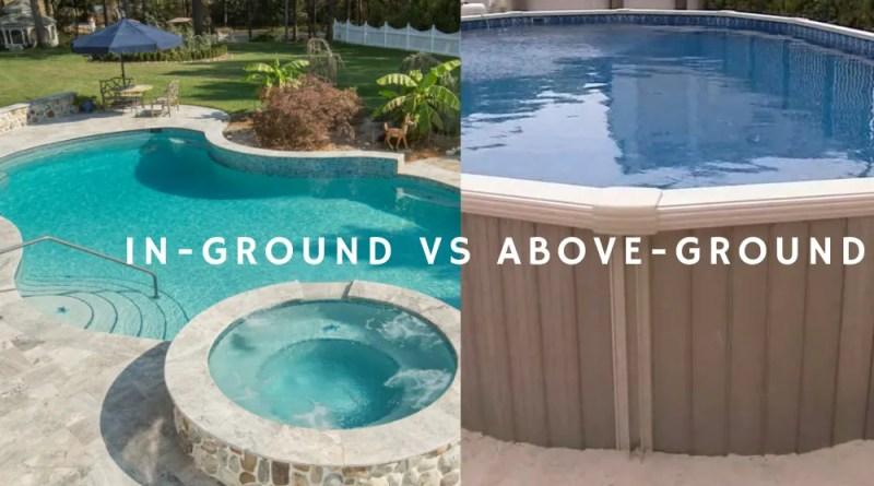 Soda Pop Above-Ground vs In-Ground Pool