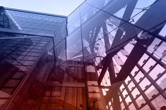 ECas Tempered Glass Window