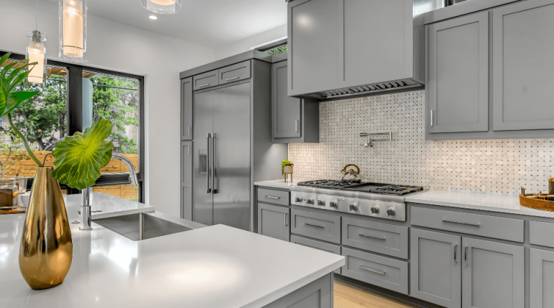 Vermelho Etiqueta Moda Inverno Post para Facebook Wow Factor to Your Kitchen interior