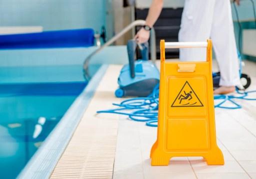 Keep Pool Water Sparkling Clean