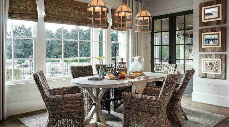 modern farmhouse interior design9 cottagecore
