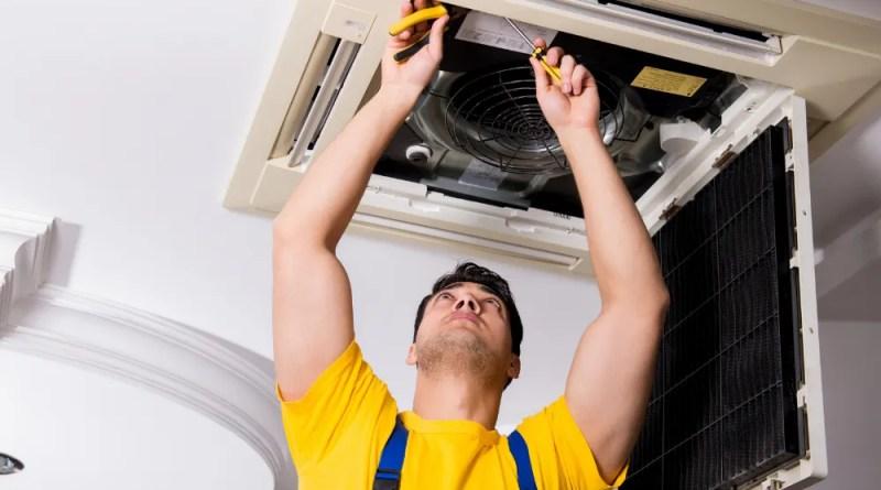 34r Air Conditioner Repair