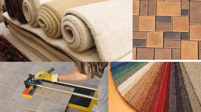 m 1 Carpet vs Tile