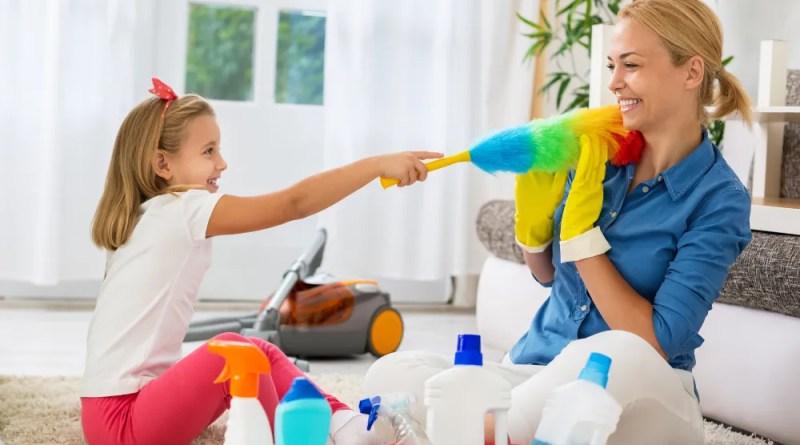 ojk Keeping a House Clean