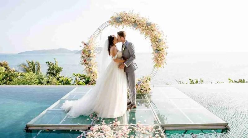 xhfjFRONT COVER WATER WEDDING Outdoor Wedding ideas