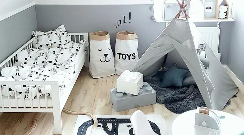 25 k Child Room With Vinyl