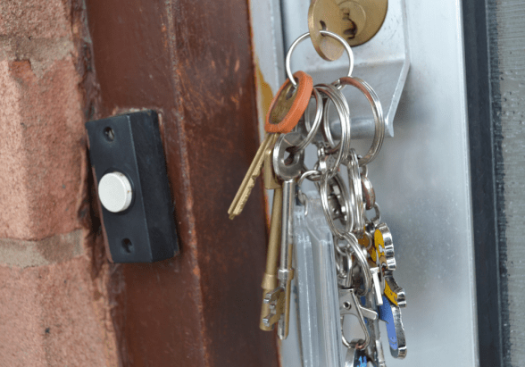 What To Do When You're Locked Out Of Your House?