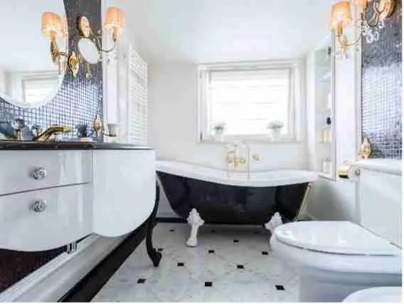 Best Small Bathroom Ideas To Create A Luxurious London Home