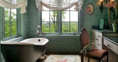 Classic Vintage Decor For Your Bathroom