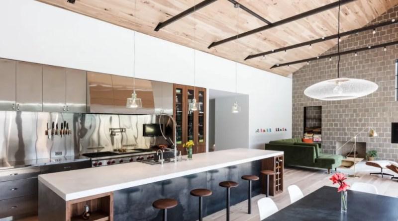 industrial rustic kitchen design ideas sebring design build 0 Commercial Kitchen Standard Design