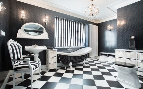 Vintage Decor For Your Bathroom