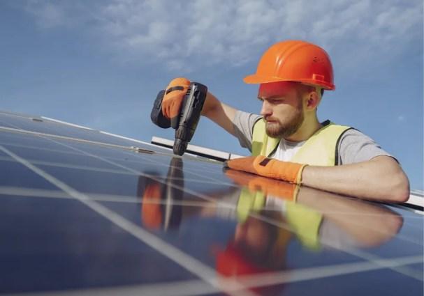 nkjnj types of solar panels