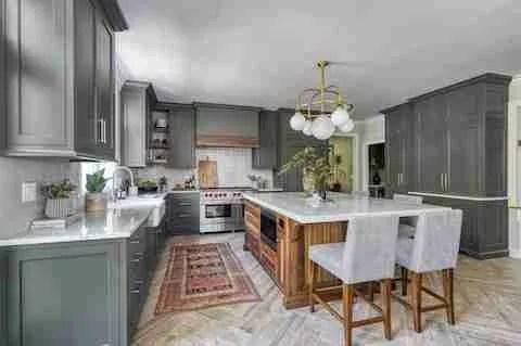 Chris Veith Stonington May 1st 2021 2 1 Decorating a Kitchen