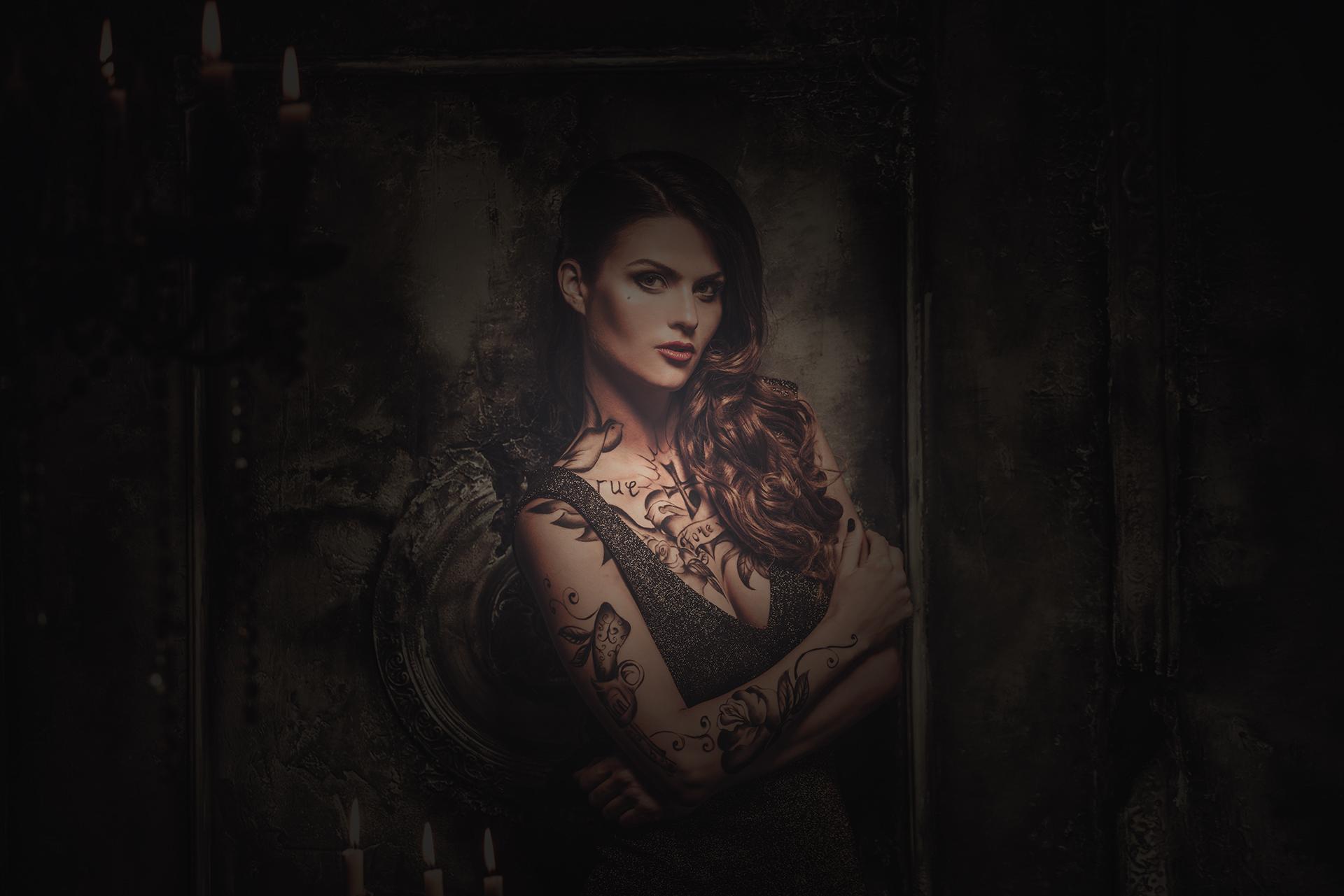 Chirality Tattoo