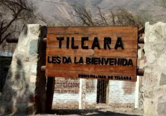 Tilcara - Quebrada de Humahuaca