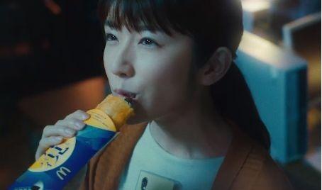 【2019年マック】月見パイのCM女優&曲や歌手・ロケ地は群馬県?