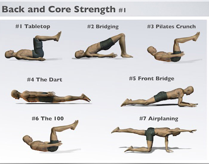 A Meta-analysis of Core Stability Exercise versus General Exercise for Chronic Low Back Pain