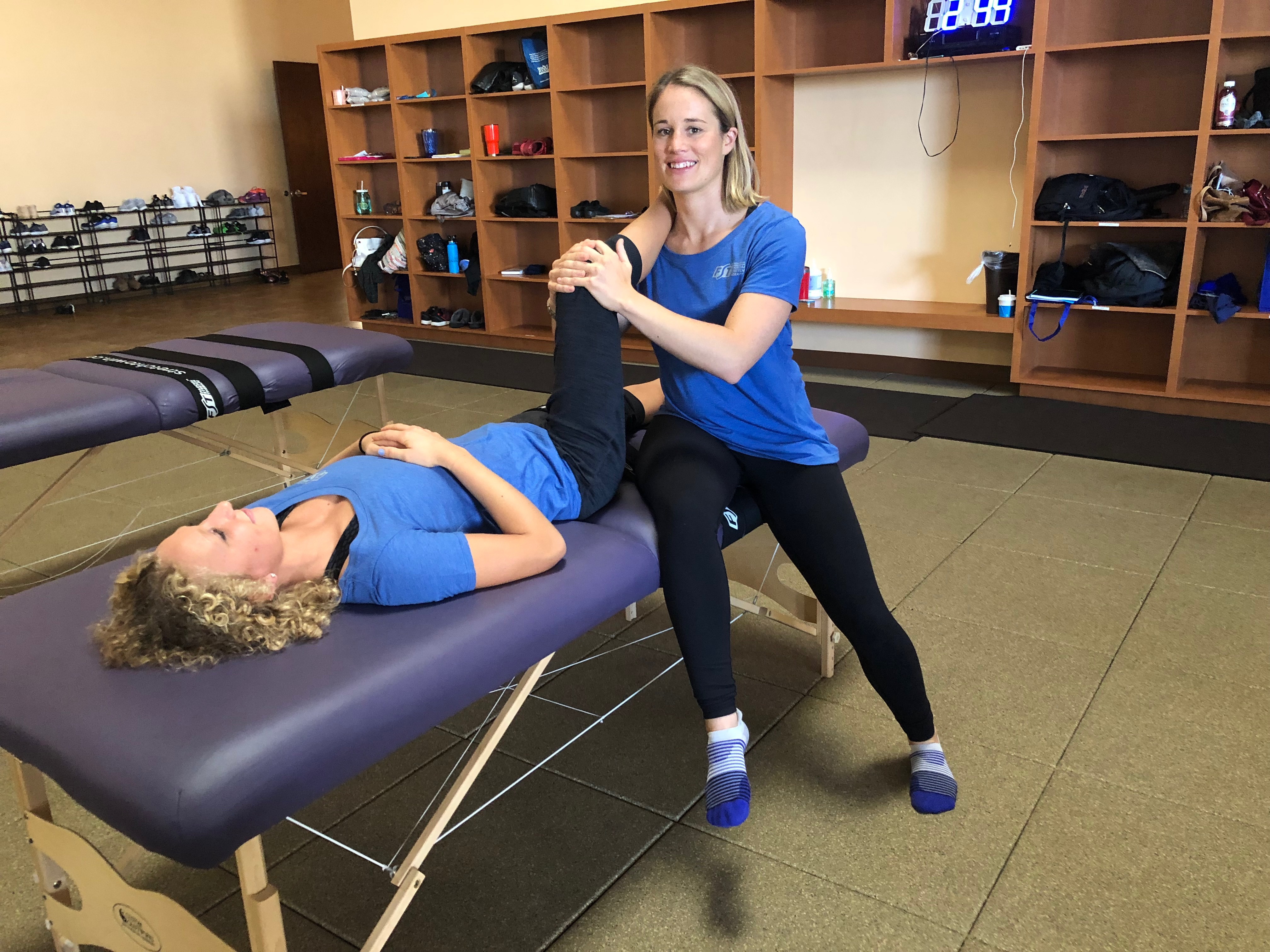 Fascial Stretch Therapy Demo